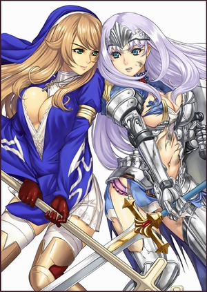 Queen's Blade: Rebellion