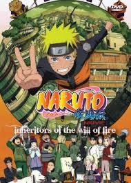 Naruto: Shippuuden Movie 3 - Inheritors Of Will Of Fire (dub)