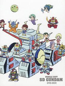 Mobile Suit Sd Gundam Mk 3