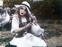 Lena And The Geese