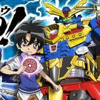 Sanjougattai Transformers Go! Samurai