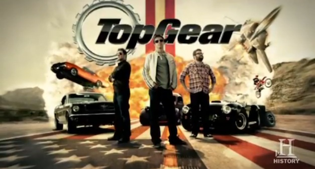 Top Gear Usa: Season 2