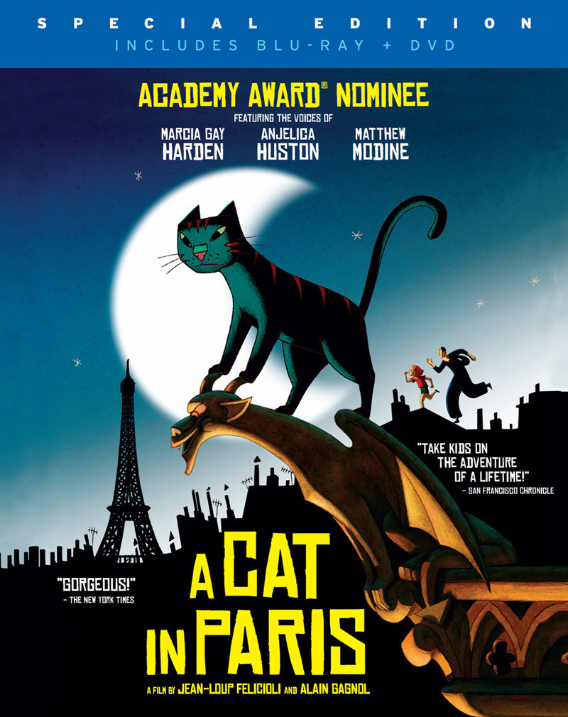 A Cat In Paris