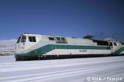 High Clouds Railway To Tibet