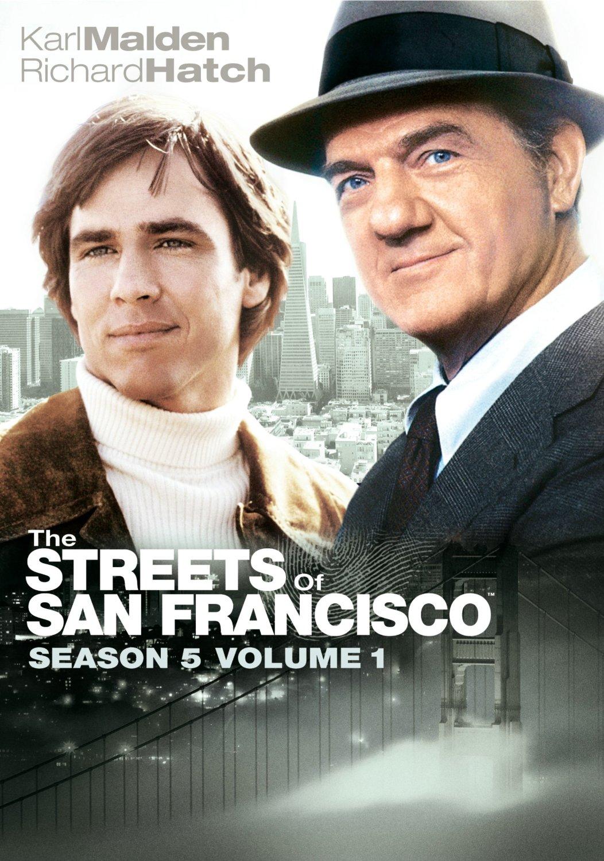 The Streets Of San Francisco: Season 5