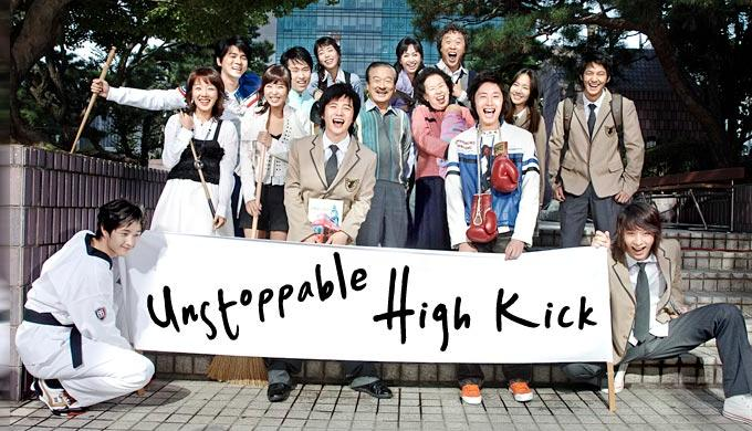 Unstoppable High Kick