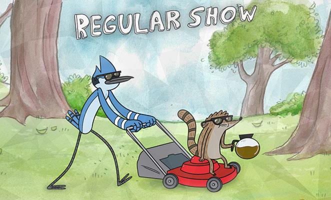 Regular Show: Season 7