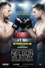 Ufc Fight Night 53: Nelson Vs. Story