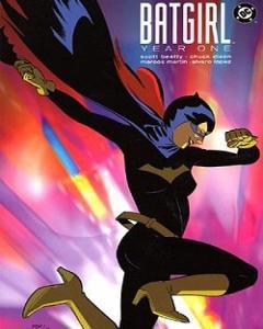 Batgirl Year One Motion Comics