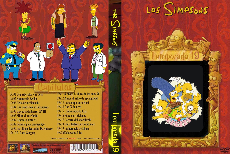 The Simpsons: Season 19