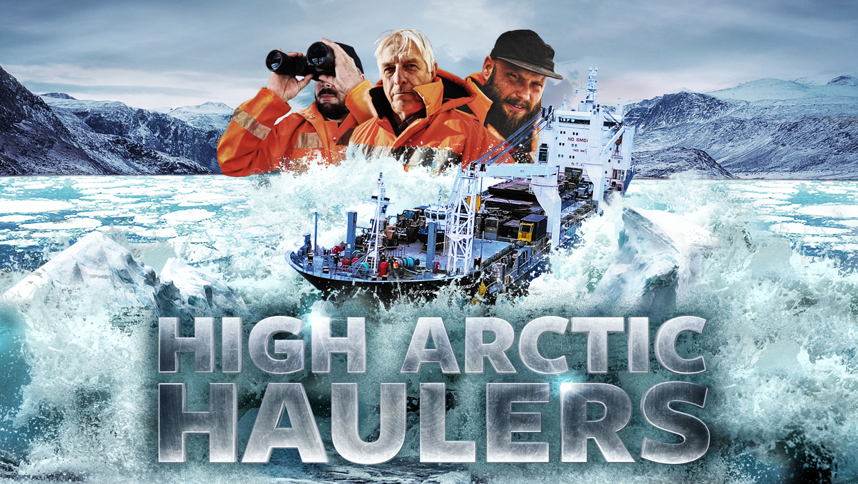 High Arctic Haulers: Season 1