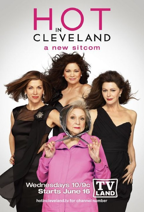 Hot In Cleveland: Season 6