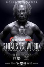 Bellator 127: Daniel Straus Vs. Justin Wilcox