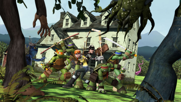 Teenage Mutant Ninja Turtles (2012): Season 3