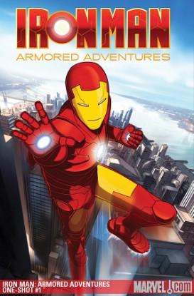 Iron Man: Armored Adventures (dub)
