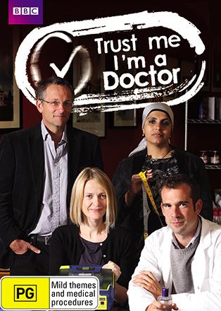 Trust Me, I'm A Doctor: Season 1