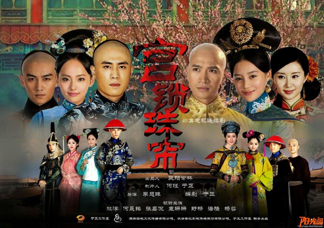 Palace Ii (gong Suo Zhu Lian)