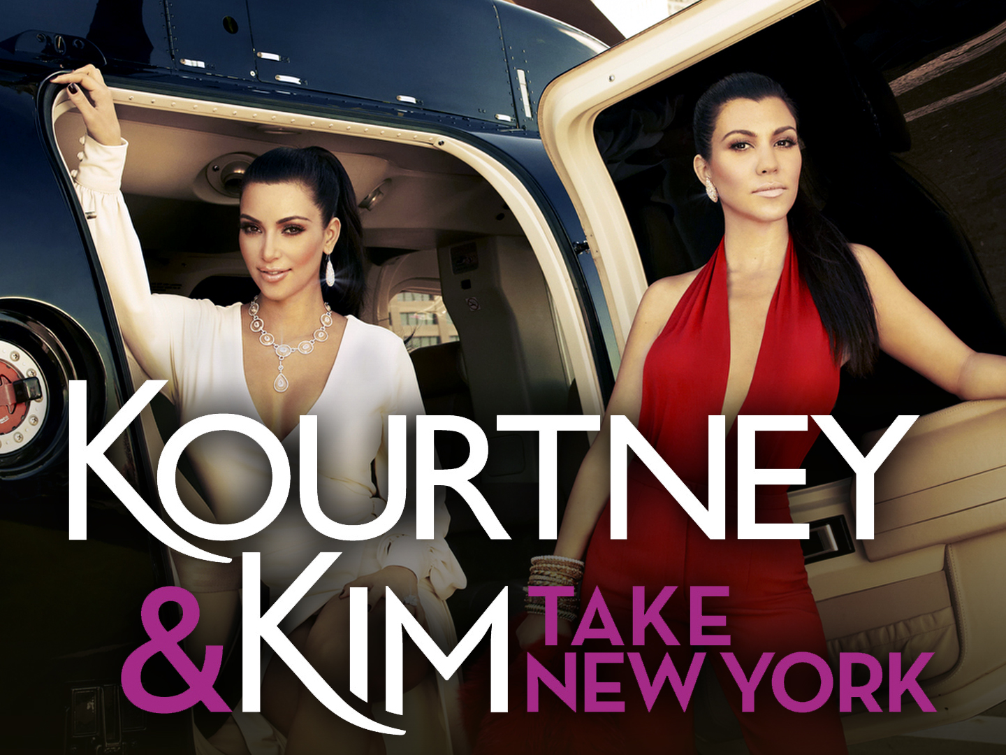 Kourtney & Kim Take New York: Season 1