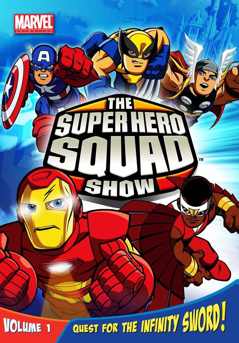 The Super Hero Squad Show: Season 2