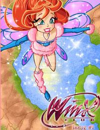 Winx Club Rai English: Season 1