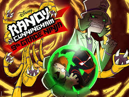 Randy Cunningham: 9th Grade Ninja: Season 1