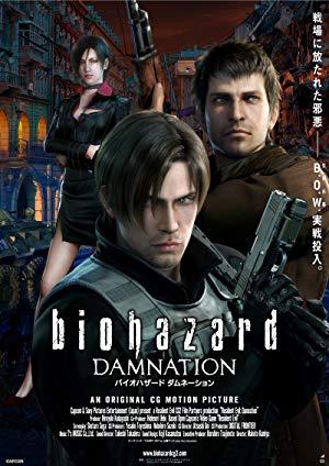 Resident Evil: Damnation (sub)