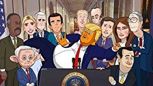 Our Cartoon President: Season 1