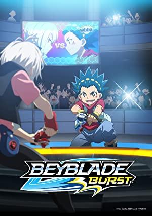 Beyblade Burst Sparking