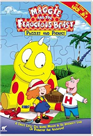 Maggie And The Ferocious Beast: Season 3