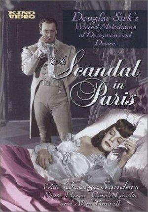 A Scandal In Paris