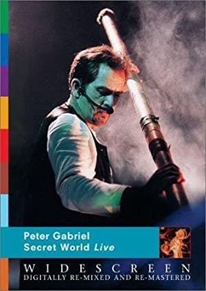 Peter Gabriel's Secret World