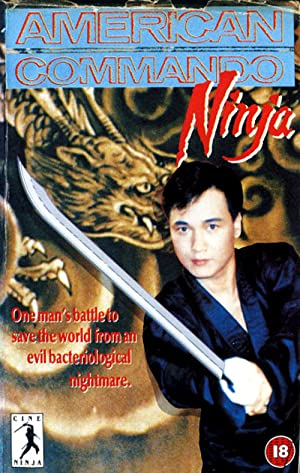 American Commando Ninja