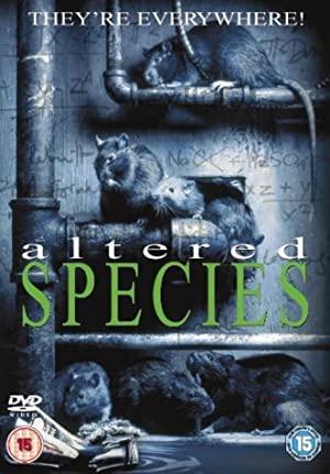 Altered Species