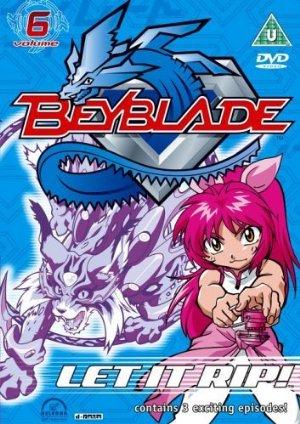 Bakuten Shoot Beyblade (sub)