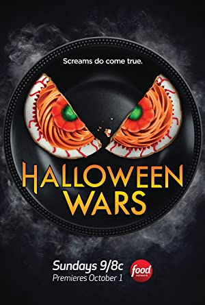 Halloween Wars: Season 9