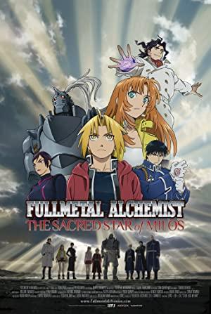 Fullmetal Alchemist: The Sacred Star Of Milos (dub)