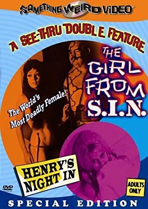 The Girl From S.i.n.