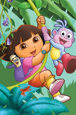 Dora The Explorer: Season 3
