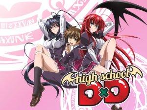 High School Dxd (dub)