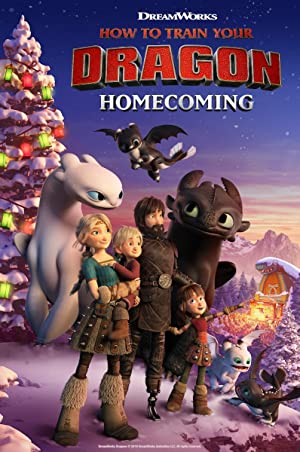 How To Train Your Dragon Homecoming