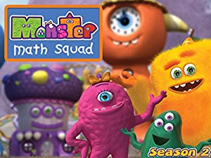 Monster Math Squad: Season 2