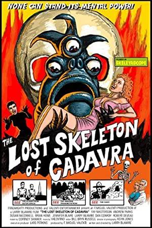 The Lost Skeleton Of Cadavra
