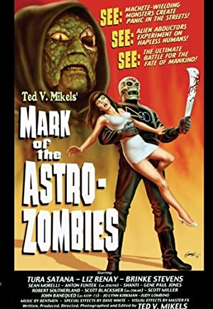 Mark Of The Astro-zombies