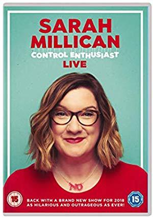 Sarah Millican: Control Enthusiast Live