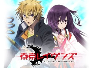 Tokyo Ravens: Season 1