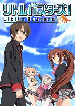 Little Busters!: Refrain (sub)