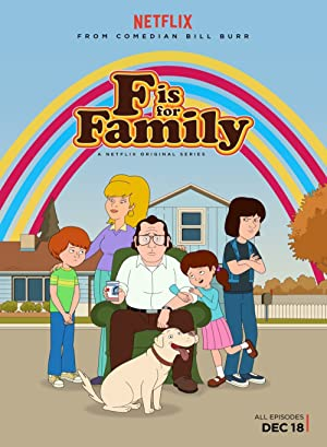 F Is For Family: Season 3