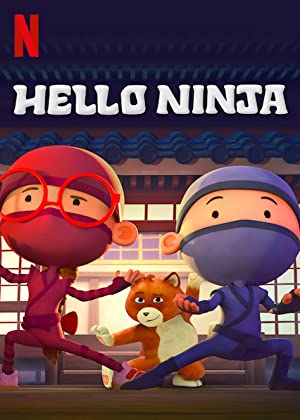 Hello Ninja: Season 1