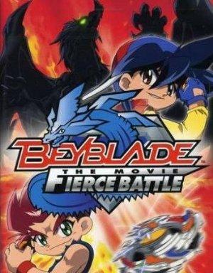 Bakuten Shoot Beyblade The Movie Gekitou!! Takao Vs. Daichi (sub)