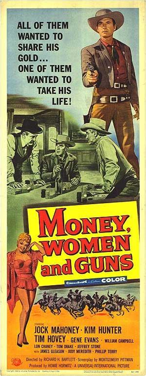 Money, Women And Guns
